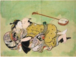 Shunga-Bild